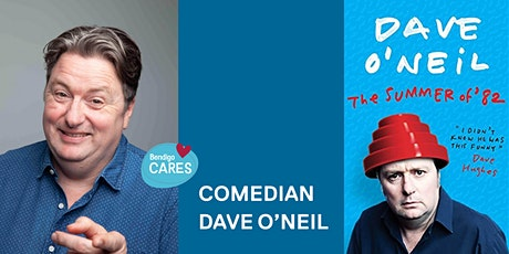 Comedian Dave O'Neil - online tickets