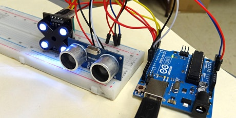 Arduino Projects: Electronic Circuits - ONLINE tickets