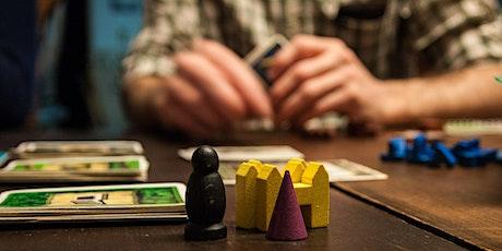 Board Games Club tickets