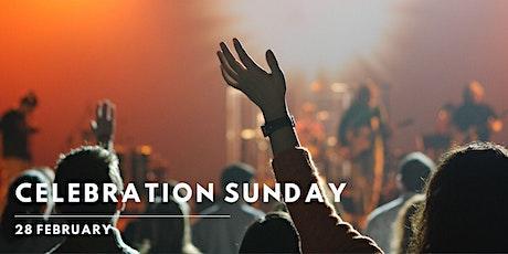 Celebration Sunday at Peakhurst Sunday 28 February tickets
