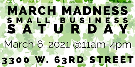 Small Business Saturday tickets