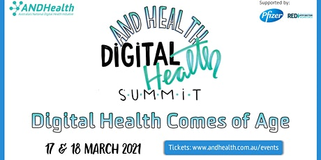 ANDHealth Summer Summit | Digital Health Comes of Age tickets