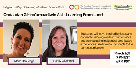 Indigenous Ways of Knowing Math and Science - Part 2 tickets
