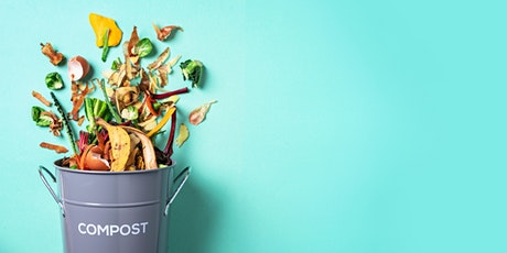 Composting at home: How to get started workshop tickets
