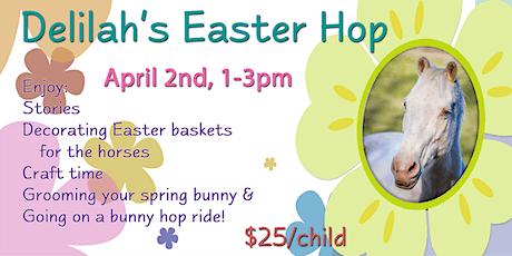 2021 Delilah's Easter Hop tickets