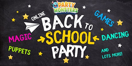 The Hedingham Back To School Party! tickets