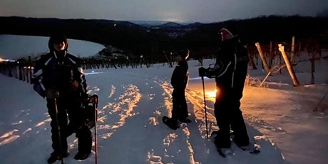 Twilight Snowshoeing-Saturday, March 6 @ 6 PM tickets