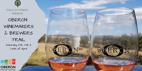 Oberon Winemakers and Brewers Trail tickets