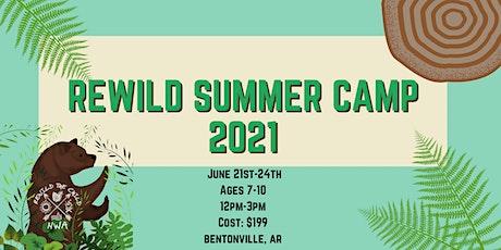 ReWild Summer Camp 2021 tickets