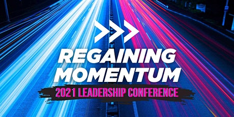 Regaining Momentum! -2021 ICCF Leadership Conference tickets