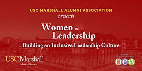 Women in Leadership: Building an Inclusive Leadership Culture tickets
