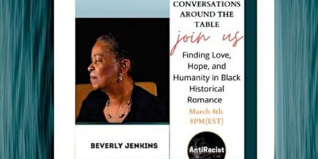 Conversations: Black Historical Romance with Beverly Jenkins tickets