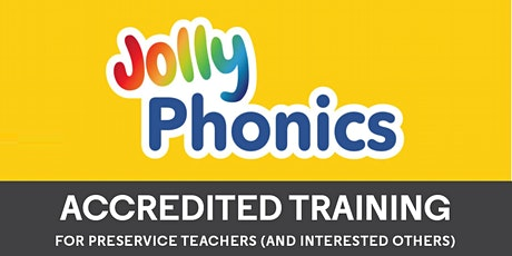 JULY: Jolly Phonics & Jolly Grammar Training tickets