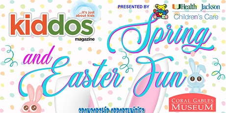Kiddos Magazine Spring and Easter Fun! tickets