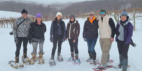 Snowshoeing the Vines, Tasting the Wines-Saturday, March 6 @ 3:00 PM tickets
