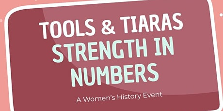 Strength In Numbers tickets