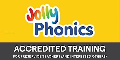 SEPTEMBER: Jolly Phonics & Jolly Grammar Training tickets