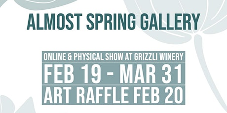 Almost Spring Gallery tickets