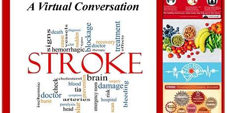 Stroke Prevention and Recovery: A Virtual Conversation tickets