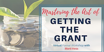 Mastering the Art of Getting the Grant