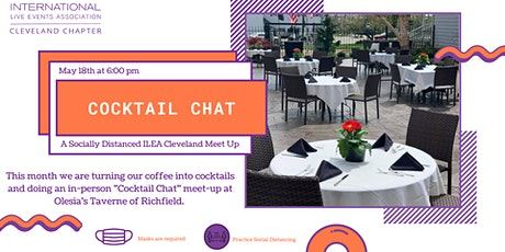ILEA Cleveland Cocktail Chat tickets