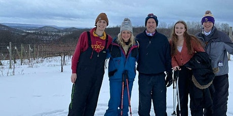 Snowshoeing the Vines, Tasting the Wines-Saturday, March 6 @ 12:30 PM tickets
