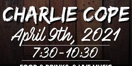 Charlie Cope Live & Acoustic at Sloan  & Williams Winery tickets