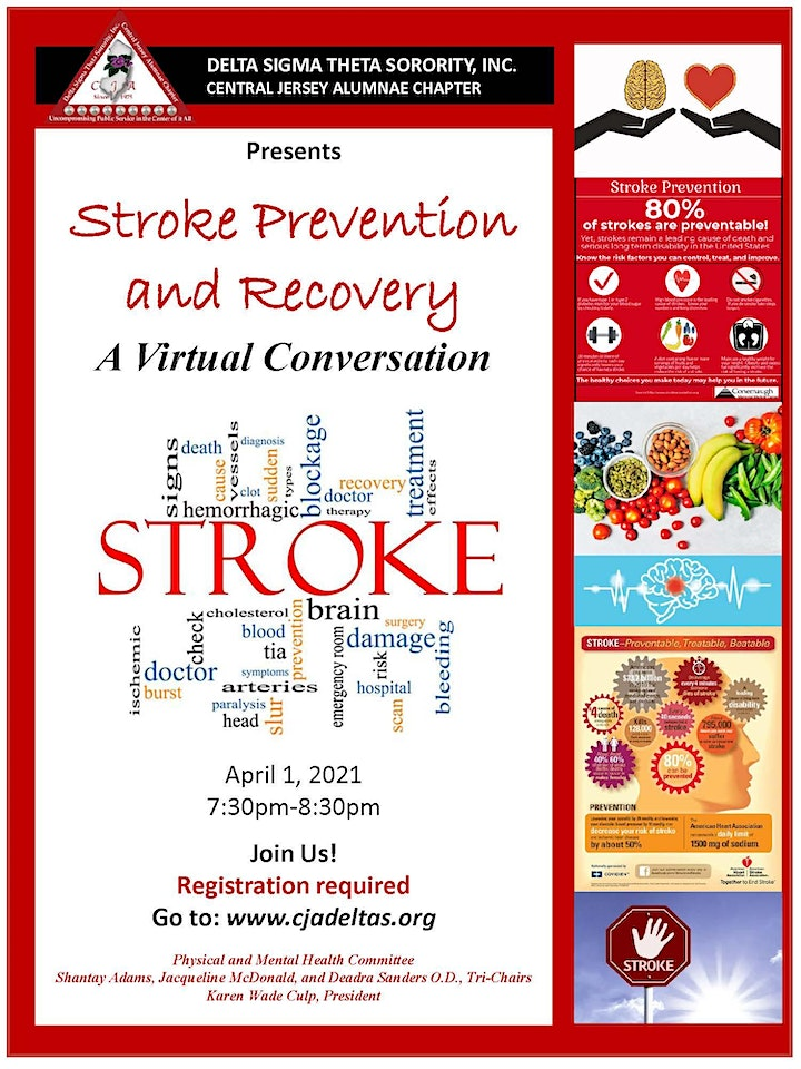 Stroke Prevention and Recovery: A Virtual Conversation image
