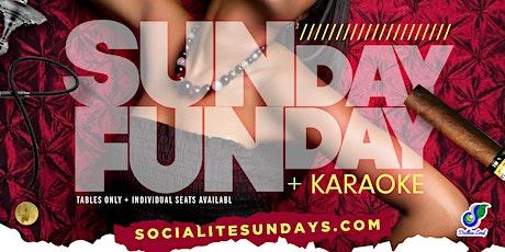 Socialite Sundays @ Herrera's Addison tickets