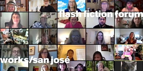 Flash Fiction Forum, March 2021 tickets