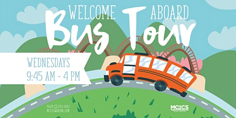 Welcome Aboard Bus Tours tickets