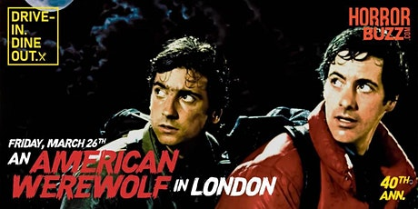 An American Werewolf in London - Drive-In at Mess Hall Market tickets