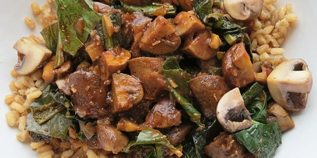 Hungarian Style Mushrooms and Winter Greens with Barley Risotto tickets