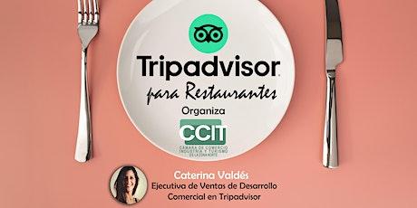 Tripadvisor para restaurantes boletos