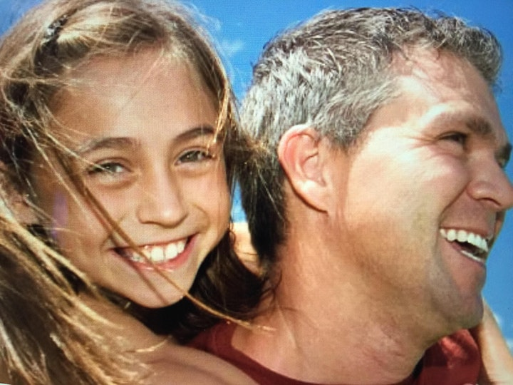 Fathers Celebrating Daughters image