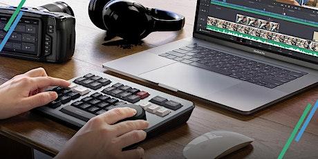 Aprende a usar el nuevo teclado DaVinci Resolve Speed Editor tickets