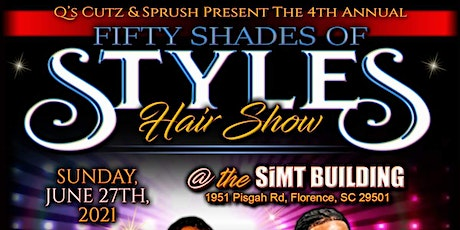 50 Shades Of Styles Hairshow tickets