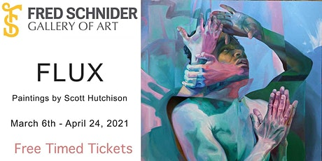 FLUX - Paintings by Scott Hutchison at Fred Schnider Gallery tickets