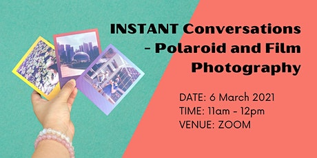 Polaroid and Film Photography | Instant Conversations tickets