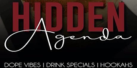 Hidden Agenda Private Mixer tickets