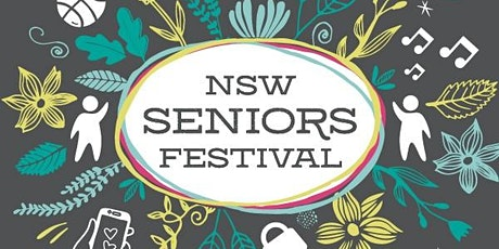 NSW Seniors Festival - Launch of Seniors Brain Strain Program tickets