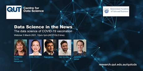 Data Science in the News: the data science of Covid-19 vaccination biglietti