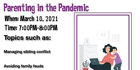 Parenting in a Pandemic tickets
