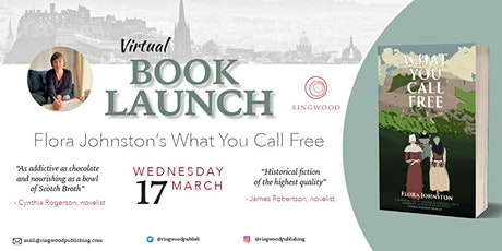 What You Call Free Book Launch tickets