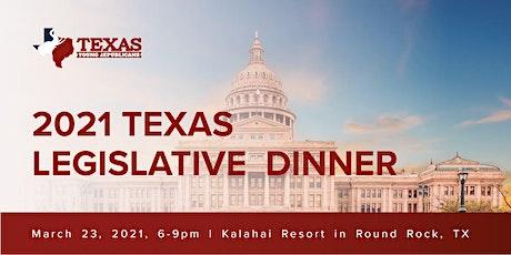 2021 Texas Young Republicans Federation Legislative Dinner tickets