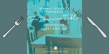 The Dinner Table - A Virtual Dinner Event for All tickets