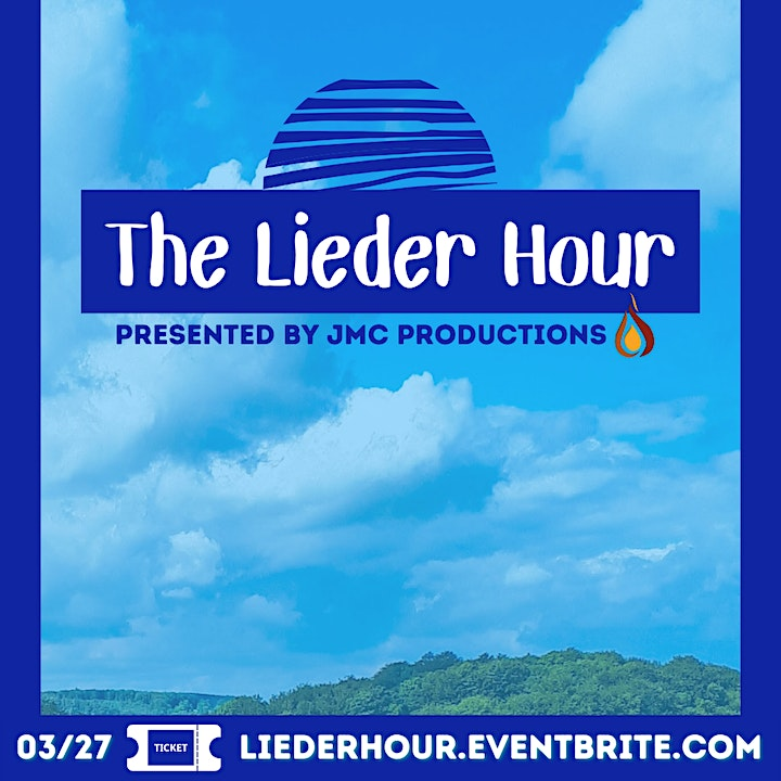 The Lieder Hour image