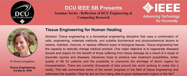 Reflection of DCU Engineering & Computing Research Seminar Series image