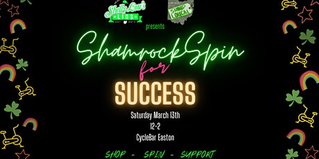 Shamrock Spin for Success; benefitting Dress for Success Columbus tickets