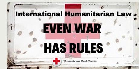 International Humanitarian Law billets